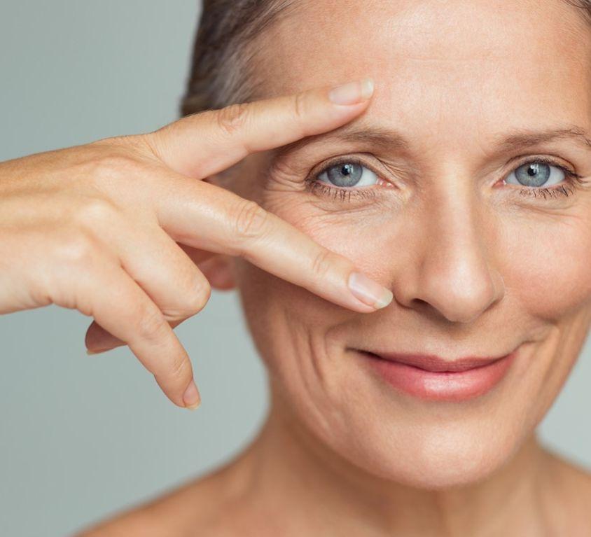 Eye Anti Ageing Treaments